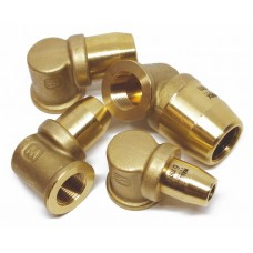 90° ELBOW HOSE COUPLINGS (Grooved System)